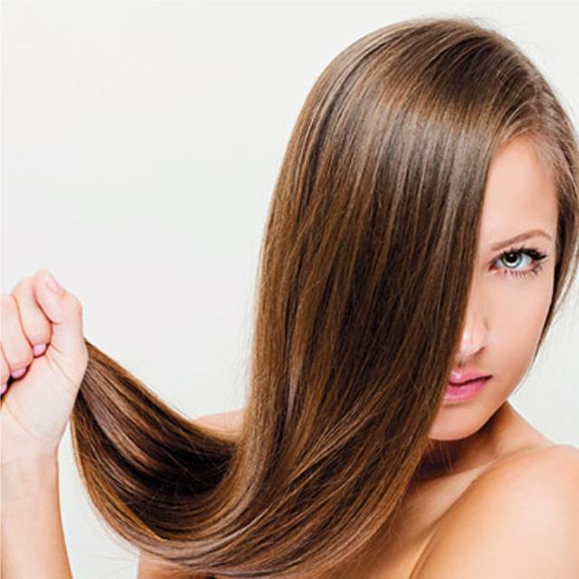 Matemática do crescimento dos cabelos.